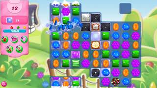 Candy Crush Saga Level 3414 NO BOOSTERS
