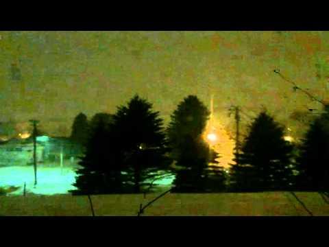 Juno Bomb hits Maine