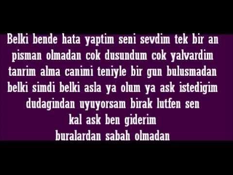Gokhan Turkmen- Ruya lyrics