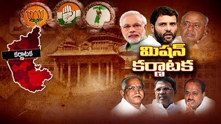 Karnataka Election 2018: Face to Face with CM Siddaramaiah - Watch Exclusive