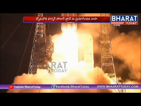 """Touch The Sun"" Mission: NASA Launch Parker Solar Probe 