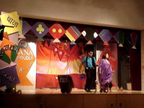 Nepali Dance Rik Khola Ki Kafal Gedi By Anju Panta & Manoj Raj Siwakoti video