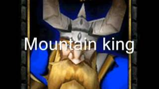 Warcraft III Funny and Special Unit Quotes