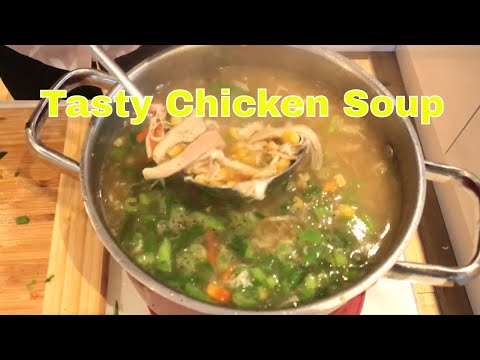 Chicken Soup - Tamil Commentary