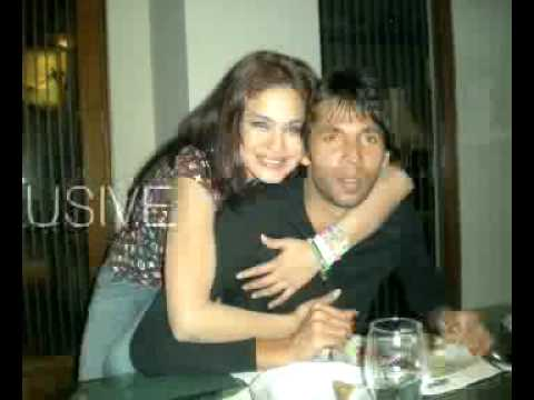 Veena Malik and ASIF Scandal
