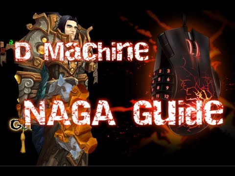 WoW - Maphack1337 Response - Razer Naga and Modifier Macro Guide