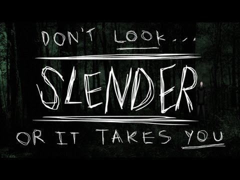 SLENDER - Beware of The Slender Man