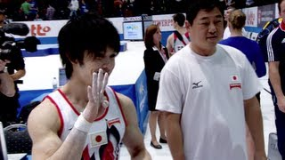 Kohei UCHIMURA... and the others! -  2013 Artistic Worlds