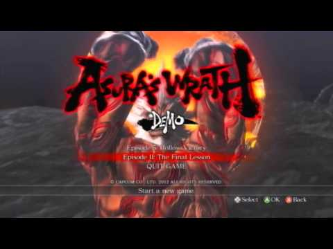 DEMO Completa - Asura\'s Wrath