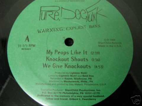 Pure Dee Funk - We Give Knockouts