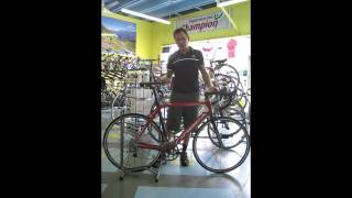 Orbea Onix Force Build - Gran Fondo Only