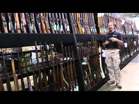 A Brief Tour of the Rock Island Auction Company
