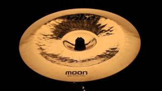 "Vibe Moon Brilliant China Cymbal 18"""