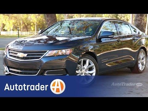 2015 Chevrolet Impala | 5 Reasons to Buy | AutoTrader