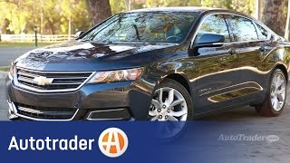 2015 Chevrolet Impala | 5 Reasons to Buy | Autotrader