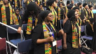 RCCGNA Convention 2019 Day1 P&W Tomi Favored