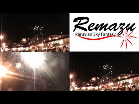 REMAZU   PERUVIAN SKY FANTASY  CUSCO AGOSTO 2014