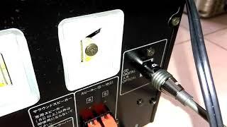 Ampli tích hợp EQ Kenwood DG-55 : Treble Phê Quá !