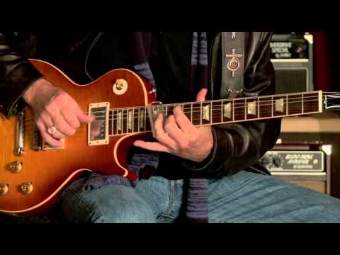 Lee Roy Parnell Plays Slide• Wildwood Guitars Performance