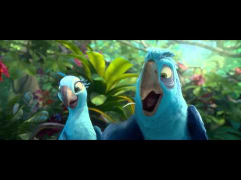 Rio 2 | Trailer (2014) Anne Hathaway Bruno Mars video