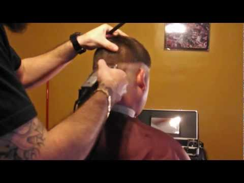 FADE HAIRCUT BY JAY THE BARBER