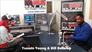 Bill Bellamy Talks New Movie, 'The Bounce Back', Marriage and More With Yasmin Young