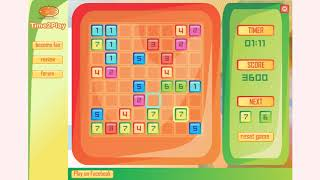 How to play Number Jumper game | Free online games | MantiGames.com