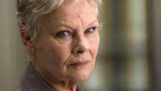 Judi Dench | Crabstickz