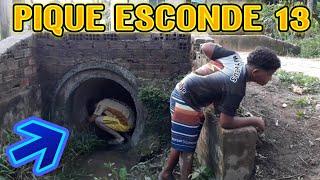 PIQUE ESCONDE 13