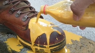 How to Make Your Shoes Waterproof and Liquid Resistant