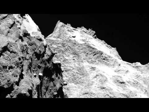 Rosetta Update: Dirty Snowball is
