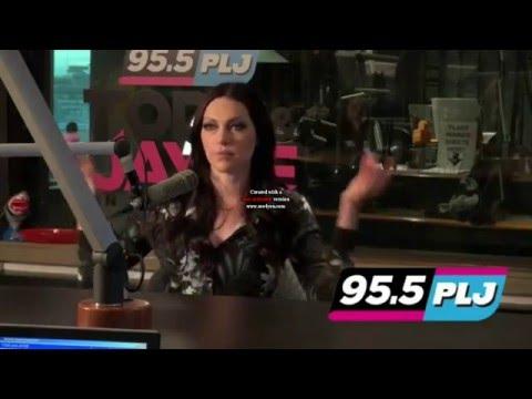 Orange is the new black Season 5 Interview Laura Prepon tells who's the best KISSER