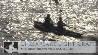 The Annapolis Wherry Tandem by Chesapeake Light Craft