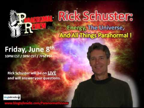Paranormal Review Radio - Energy, The Universe, & All Things Paranormal