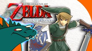 The Legend Of Zelda Twilight Princess Link Figma Dx Ver Review