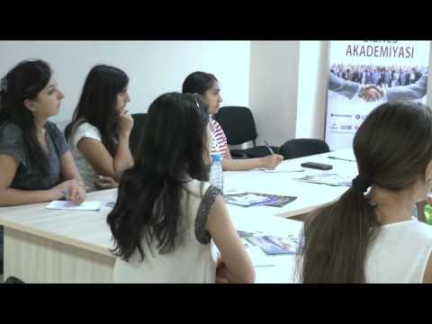 Biznes Akademiyası 2013: Peşəkar Biznes Planlaşdırılması Ilə Uğur Qazanma Yolları
