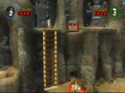 LEGO Indiana Jones Story 23-Chapter 2-Battle on Bridge 1/2