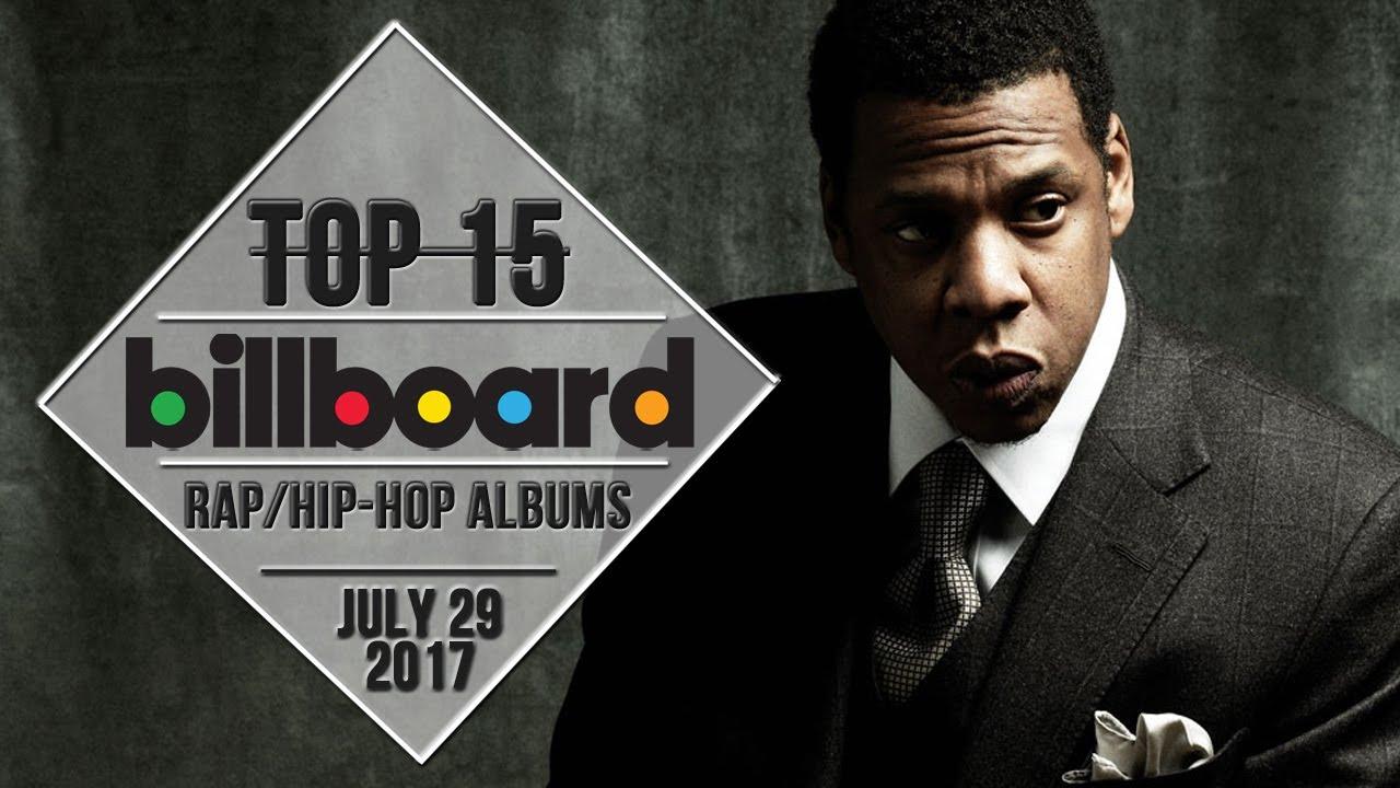 Top 15 • US Rap/Hip-Hop Albums • July 29, 2017 | Billboard-Charts