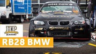 How?! 10,000-RPM BMW M3 | 1000HP RB28 Powered E92 [TECH TOUR]