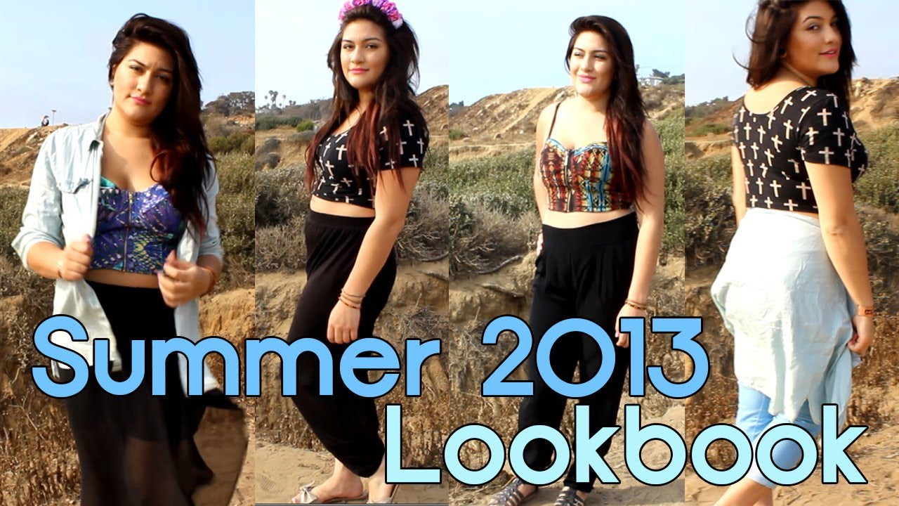 Summer 2013 Outfit Trends CROPS TOPS, HIGH WAISTED PANTS ...