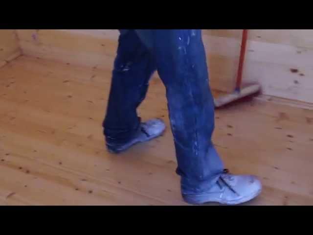 ¿Cómo es el mantenimiento interior de una casa de madera?