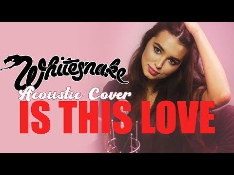 Whitesnake - Is This Love (acoustic cover by Sershen&Zaritskaya)