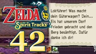 Let's Play The Legend of Zelda Spirit Tracks Part 42: Der Tempel des Meereskönigs?!