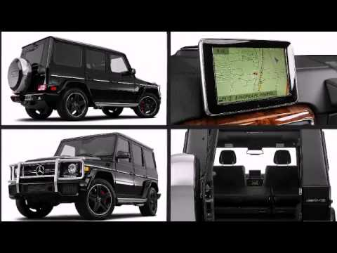 2014 Mercedes Benz G Class Video
