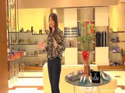 Stephanie De Roux presenta lo nuevo de FABI en Panamá