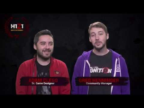 2016 H1Z1 Invitational Crate: Announcement [OFFICIAL VIDEO]