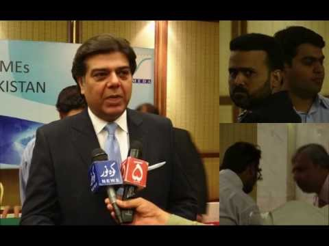Images CEO SMEDA message its 5 year SME Development Plan & Press Conference 31 May 2013 PC Lahore