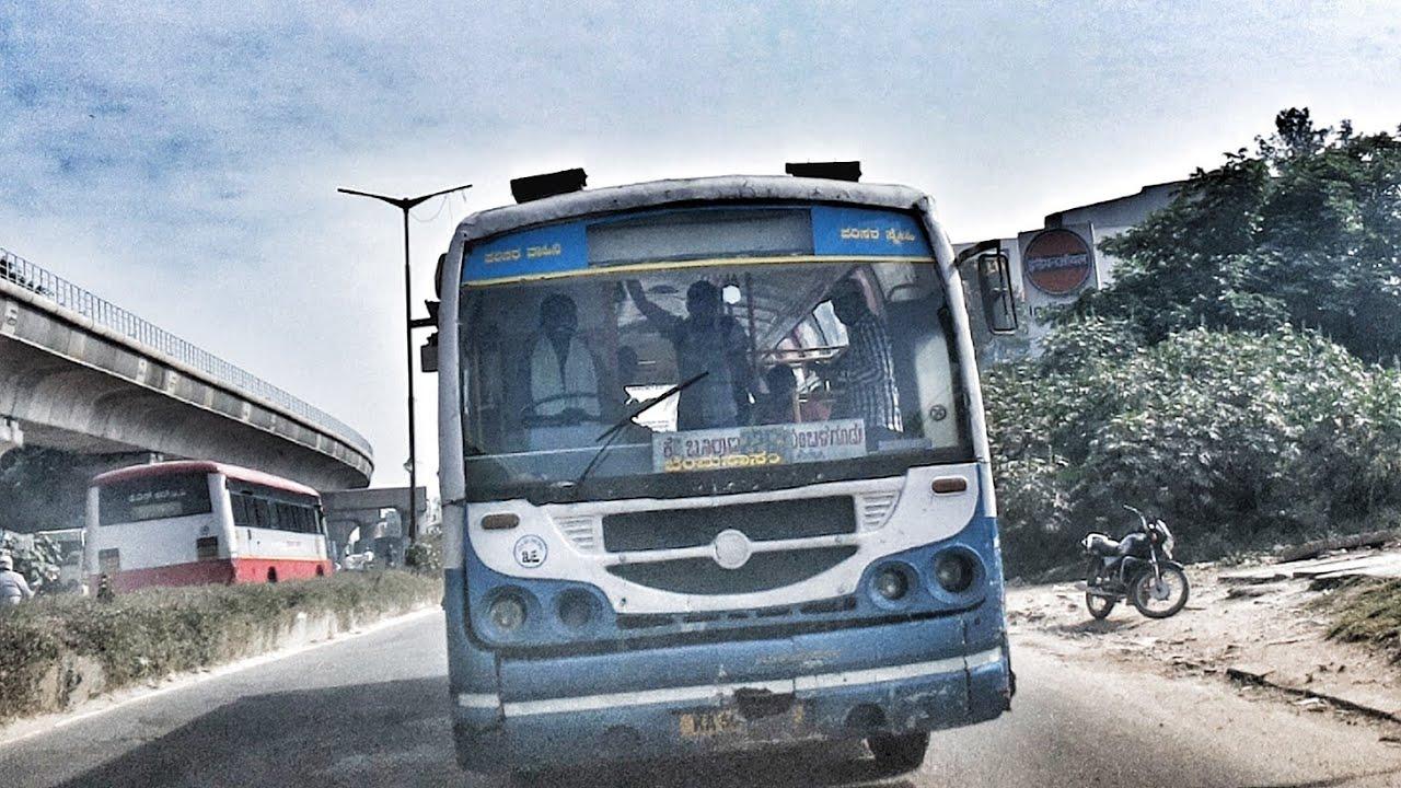 Bad Roads in India Road,bangalore,india