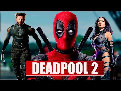 6 Cosas Que Veremos En Deadpool 2