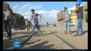 مصر فى يوم| أهالى الجبل الأصفر يستغثون بوزير النقل من قطار الموت